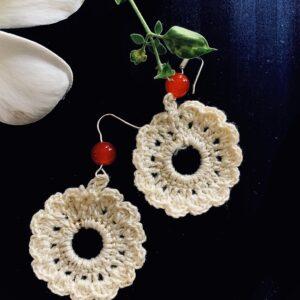 Jewellery-thread/fabric