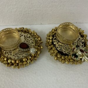 Gajraj Mouth Shape Diya | Smiarts