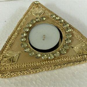 Triangle Shape Handmade Diya | Smiarts