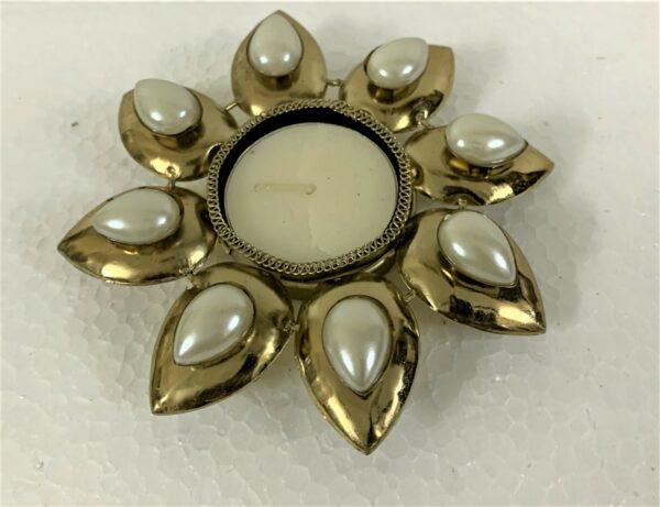 Flower Shape Handmade Diya | Smiarts