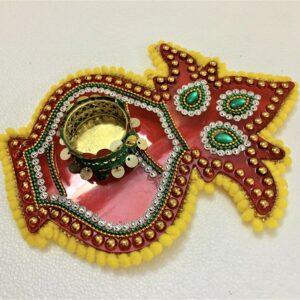 Kalash Shape Handmade Diya | Smiarts