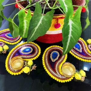 Ready-made Fancy Rangoli | Smiarts
