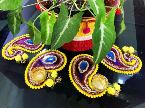 Ready-made Fancy Rangoli | Smiarts